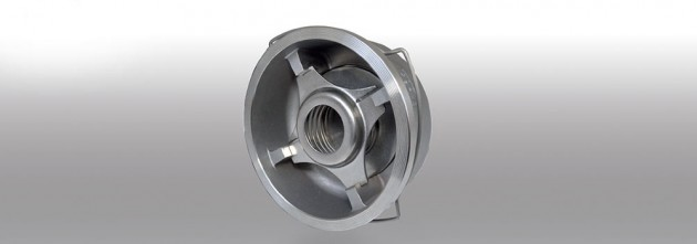 HDC 77 Disc Checkvalve Stainless Steel