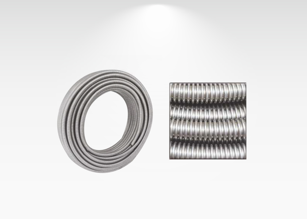 HF-10 Hoses in Coil Without Braiding