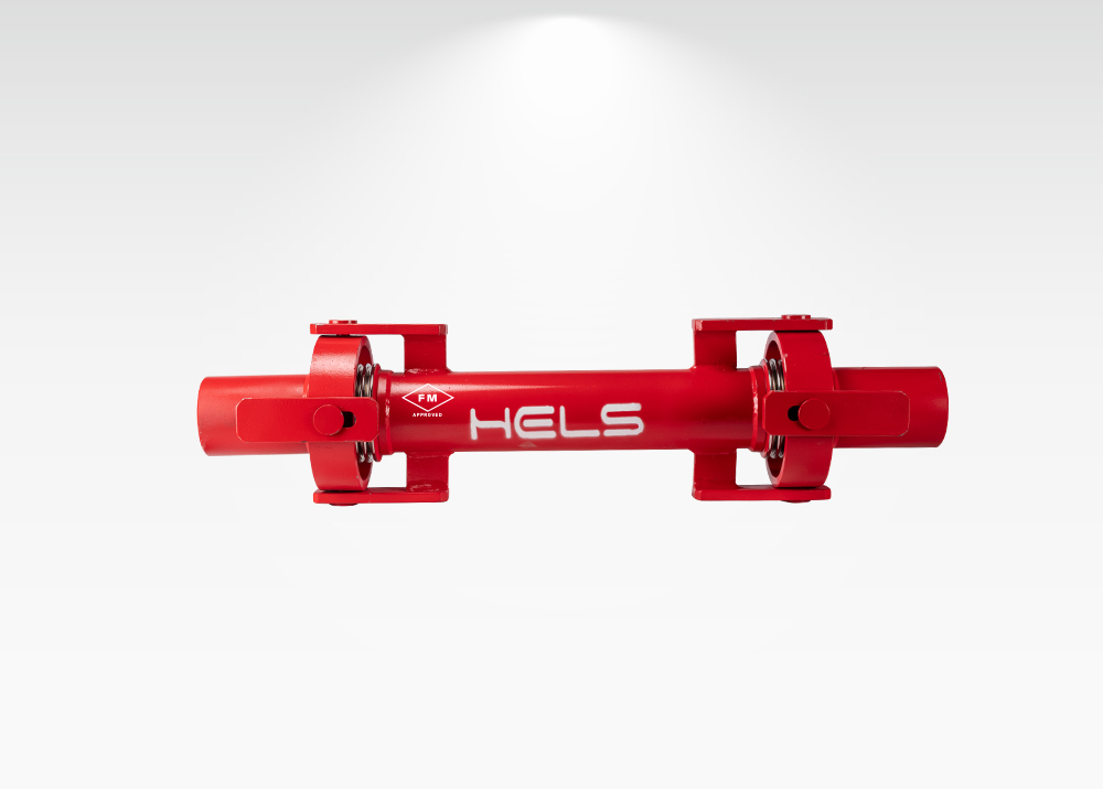 HLS KMB FM Approved Gimbal Expansion Joint Butt Welded