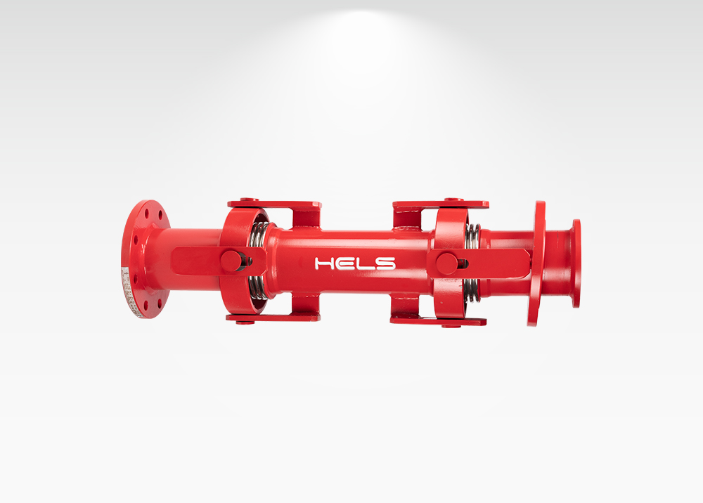 HLS KMF Gimbal Expansion Joint Flanged