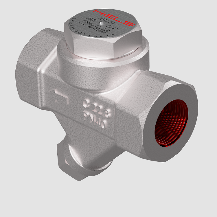 HTD-37 Thermodynamic Steam Trap